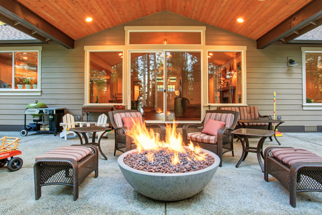Entertain Family and Friends on Your Stunning New Patio